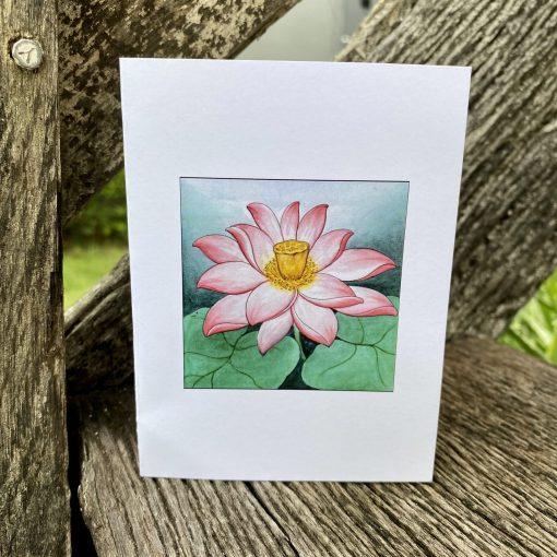 6 BIRTH GREETING CARD