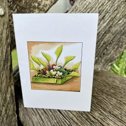 6 BLESSING GREETING CARD